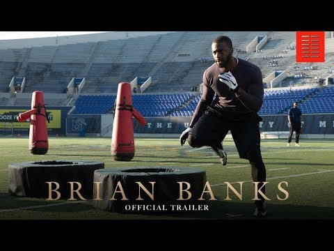 BRIAN BANKS   Official Trailer