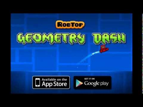 Video of Geometry Dash