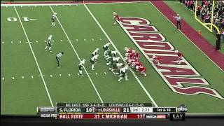 Teddy Bridgewater vs USF (2012)