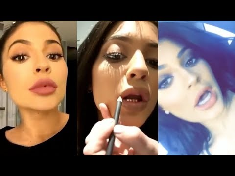 Kylie Jenner Snapchat BEST MOMENTS (Full)