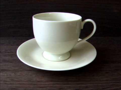 キリマンジャロコーヒーカップ&ソーサー