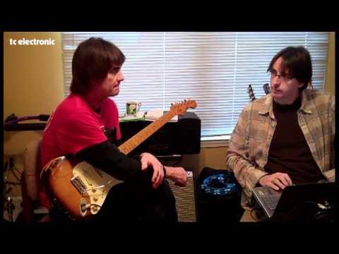 Pat Buchanan creates a tape delay TonePrint