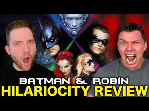 Batman & Robin – Hilariocity Review w/ The Flick Pick