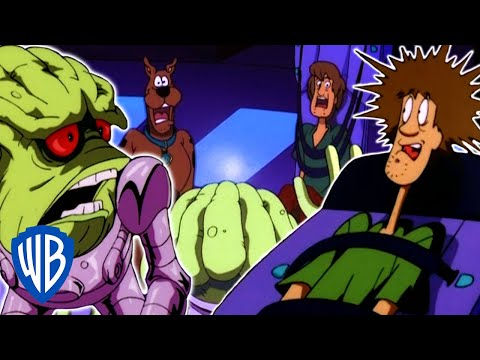 Scooby-Doo! | Scooby & Shaggy Kidnapped By Aliens! | WB Kids #Scoobtober