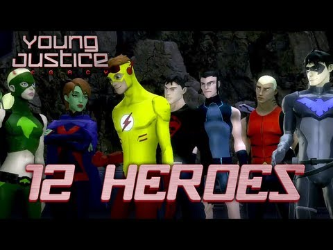 young justice legacy wii u release date