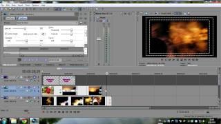 การตัดต่อวีดีโอ-Sony Vegas Pro 11