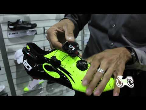 2013 Sidi Wire Mens Shoes Review