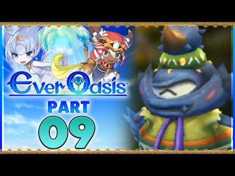 Ever Oasis - Part 9 | Mariah & Levi! [New Nintendo 3DS Gameplay]
