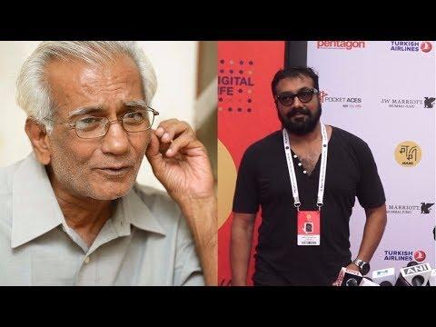 Anurag Kashyap Talk About Kundan Shah