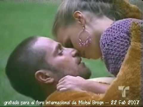 Michel Brown y Rossana Fernandez Maldonado en