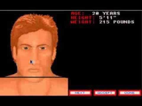 Acorn Archimedes ~ World Championship Boxing Manager