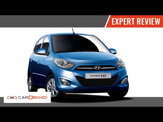 Hyundai i10 Petrol | Expert Review