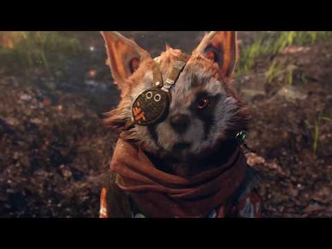 Biomutant Reveal Trailer - New Open World Action-RPG