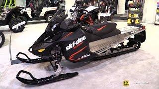 7. 2015 Ski Doo Summit Sport 800R - Walkaround - 2014 Toronto ATV Show