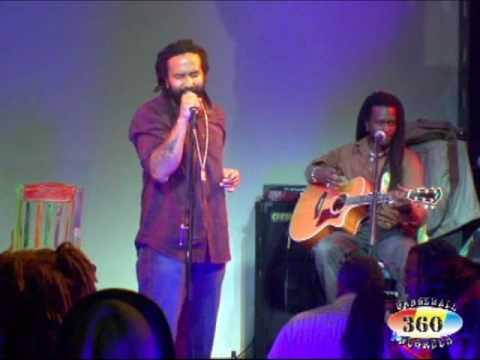 Kymani Marley Performing On Dancehall 360TV @ SOB's Pt.3