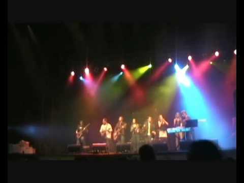 Dewald & Frikkie Sweet home Alabama (Bok van Blerk konsert).wmv