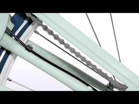 Hoe span je een fietsketting?