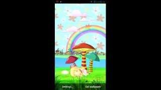 Wonderland LWP Free YouTube video
