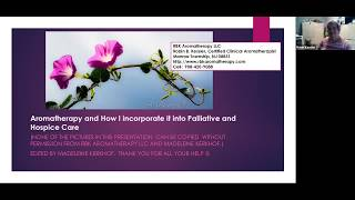 Palliative & Hospice Care in Aromatherapy