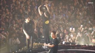 170602 HIGHLIGHT LIVE 2017 - Plz Don't Be Sad (얼굴 찌푸리지 말아요) Ending Gikwang Focus