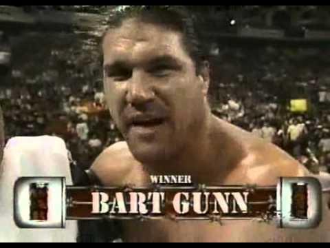 Bart Gunn vs. Bradshaw Brawl For All