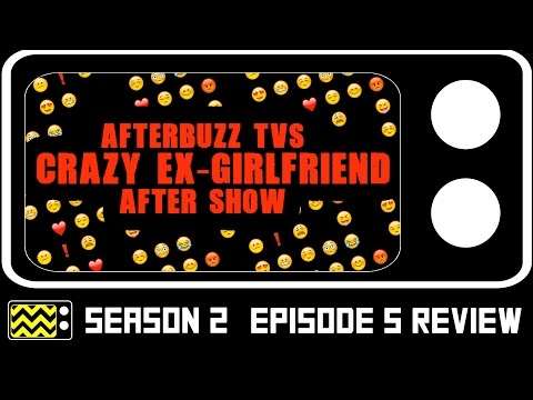 Crazy Ex-Girlfriend Season 2 Episode 5 Review & After Show | AfterBuzz TV