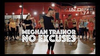 Video Meghan Trainor - No Excuses | Hamilton Evans Choreography MP3, 3GP, MP4, WEBM, AVI, FLV Maret 2018