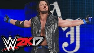 Check out AJ STYLE'S ENTRANCE ON WWE 2K17! Smash the LIKES for NAKAMURA'S ENTRANCE! Comment your thoughts on the entrance. SUBSCRIBE to get Tom Cushnie to 10...