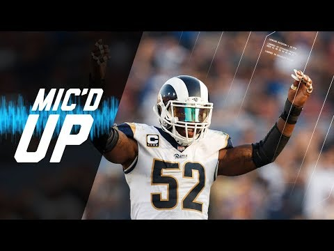 Video: Alec Ogletree Mic'd Up vs. Saints