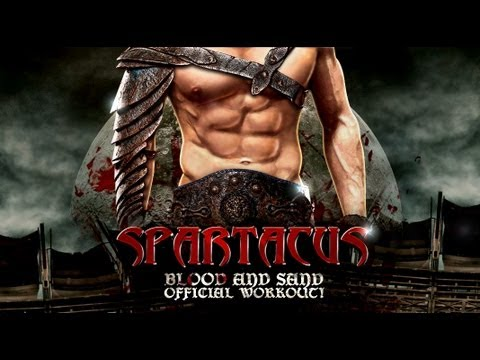Video of Spartacus Workout Collection