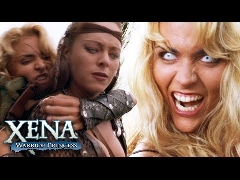 Velasca and Callisto's Battle | Xena: Warrior Princess