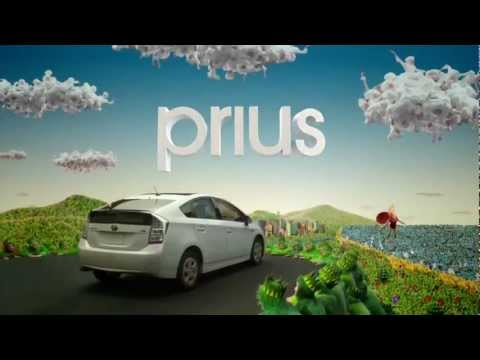 Toyota Commercial for Toyota Prius (2009) (Television Commercial)