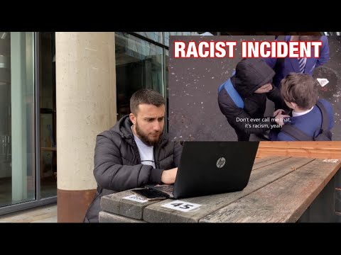 Reacting to my episode on Educating Greater Manchester *Racist Incident*