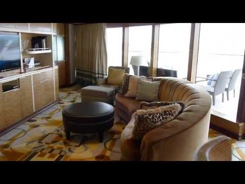 Walt Disney Suite Video Tour