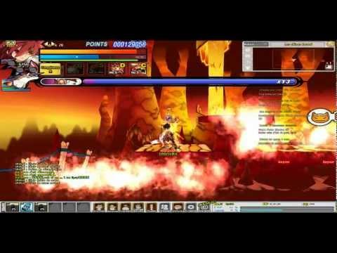 Elsword [Ryulink] - Chamane Kaya et Dragon Zombie