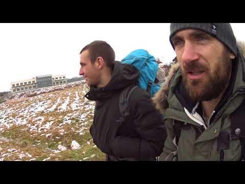 Прохождение Польско Украинской границы. 22-23 декабря 2017 года. Вот это жесть!