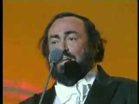 Informe sobre el fallecimiento de Luciano Pavarotti