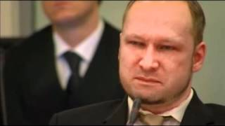Anders Behring Breivik Cries At Own Propaganda Film