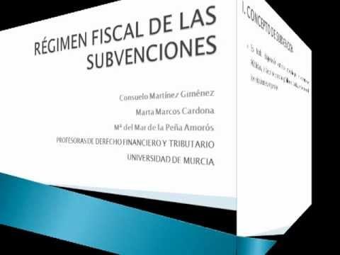 Régimen fiscal de las subvenciones en el IS e IVA
