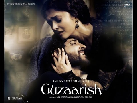 0 Aishwarya Rai Starrer Guzaarish Trailers Are Out