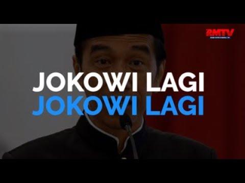 Jokowi Lagi, Jokowi Lagi