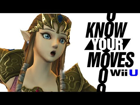 How Sheik Ruined Zelda! - Know Your Moves! (ZELDA MONTH!)