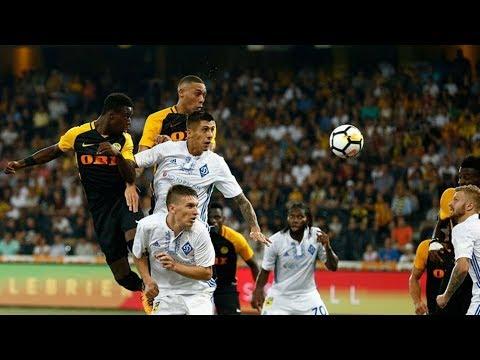 Dynamo kyiv vs Young Boys 2-2 | All Goals & Highlights HD