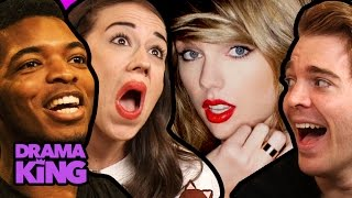 BEST & WORST of Taylor Swift's '1989' with Kingsley, Shane Dawson & Miranda Sings - Drama King Ep 5