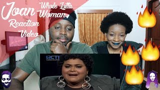 Video JOAN - WHOLE LOTTA WOMAN (Kelly Clarkson) - TOP 15 - Indonesian Idol 2018 reaction MP3, 3GP, MP4, WEBM, AVI, FLV Juli 2018