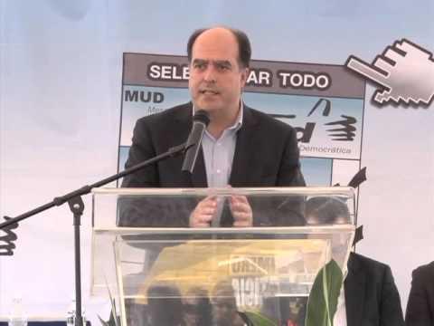 """Julio Borges: """"Estas son las leyes en las que hemos trabajado por años para el progreso de Venezuela"""""""