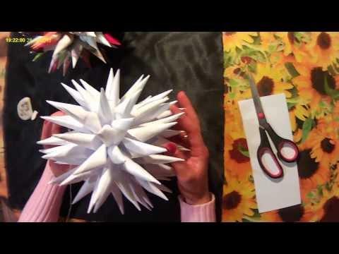 Видеоклип оригами