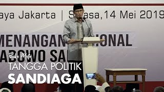 Video Tangga Politik Sandiaga | Buka Mata MP3, 3GP, MP4, WEBM, AVI, FLV Juni 2019