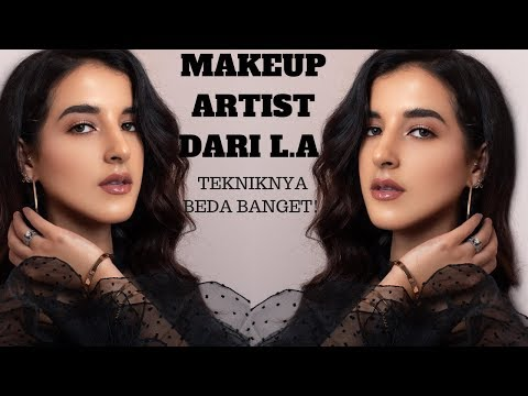 RAHASIA MAKEUP MUA HITS ! MANCANEGARA makeup by hendra