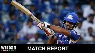 Rana leads Mumbai to win